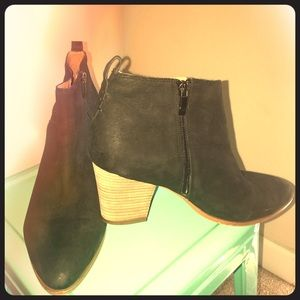 Size 11 Franco Sarto booties